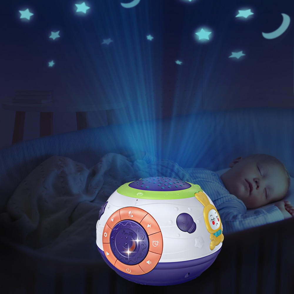 Starry Baby Night Light