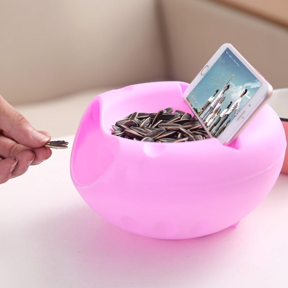 Lazy Snack Bowl
