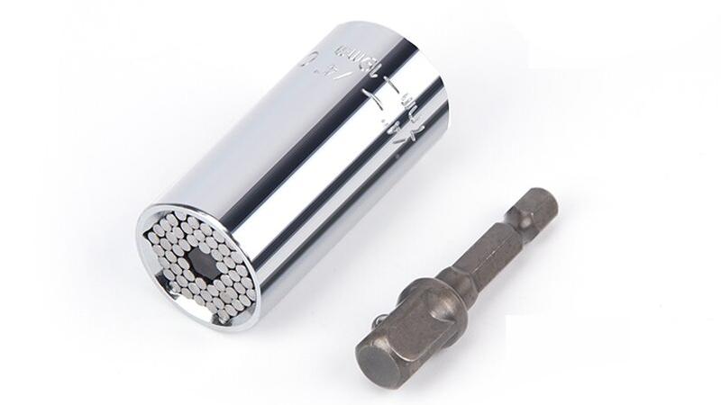 Universal Torque Wrench Head Set