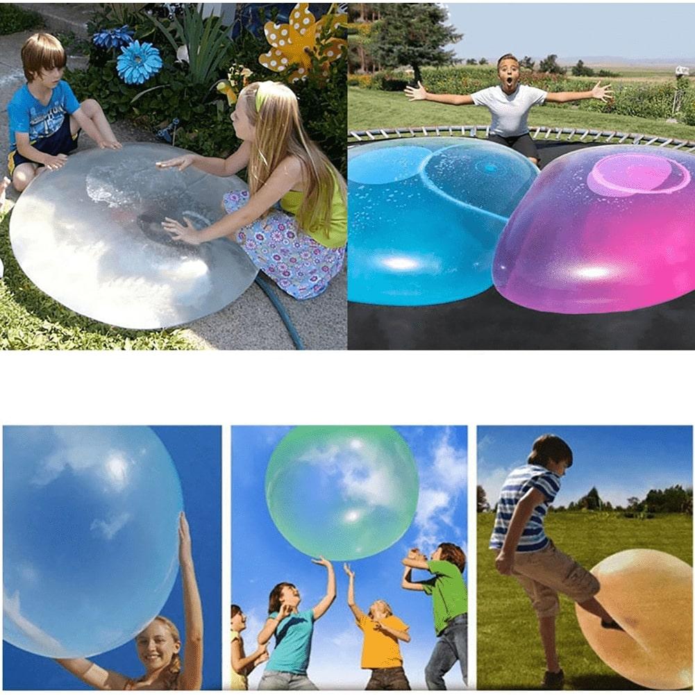 Indestructible Bubble Ball