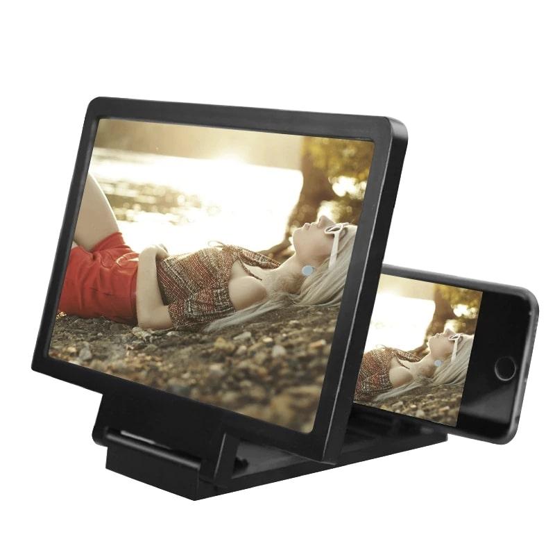 Portable Device Screen Amplifier
